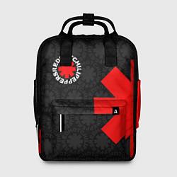 Рюкзак женский RED HOT CHILI PEPPERS цвета 3D-принт — фото 1
