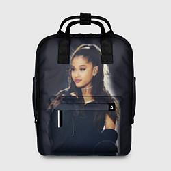 Рюкзак женский Ariana Grande Ариана Гранде цвета 3D — фото 1