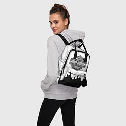 Рюкзак женский HARLEY DAVIDSON цвета 3D-принт — фото 2