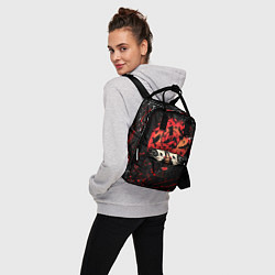 Рюкзак женский НАРУТО цвета 3D-принт — фото 2