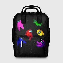 Рюкзак женский Among Us цвета 3D-принт — фото 1
