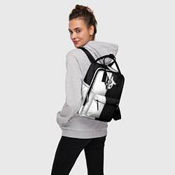 Рюкзак женский Kindred цвета 3D-принт — фото 2