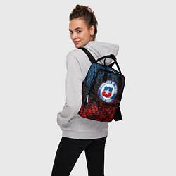 Рюкзак женский Сборная Чили цвета 3D-принт — фото 2