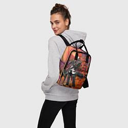 Рюкзак женский DILUC цвета 3D-принт — фото 2