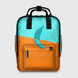 Рюкзак женский Banana цвета 3D — фото 1