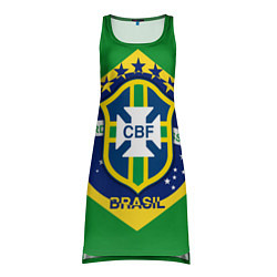 Туника женская CBF Brazil цвета 3D-принт — фото 1