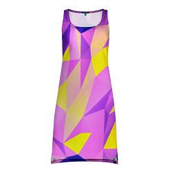 Туника женская Texture цвета 3D — фото 1