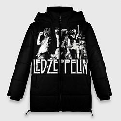 Куртка зимняя женская Led Zeppelin: Mono - фото 1