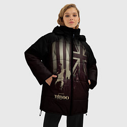 Куртка зимняя женская Taboo London - фото 2