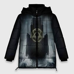 Куртка зимняя женская HIM: Devil Castle - фото 1