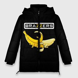 Женская зимняя куртка Brazzers: Black Banana