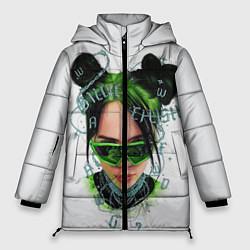 Женская зимняя куртка BILLIE EILISH