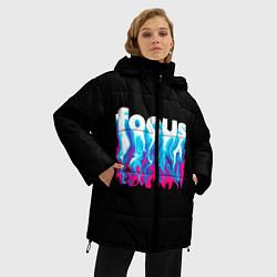 Куртка зимняя женская Focus - фото 2