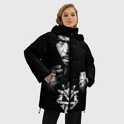 Куртка зимняя женская Менни Пакьяо - фото 2