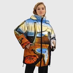 Куртка зимняя женская Постоянство Памяти - фото 2