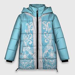 Куртка зимняя женская Снегурочка - фото 1