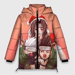 Куртка зимняя женская Аниме - фото 1