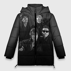 Женская зимняя куртка Группа Кино