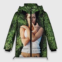 Женская зимняя куртка Анджелина Джоли