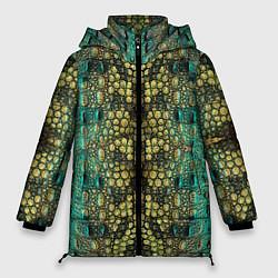Куртка зимняя женская Крокодил - фото 1