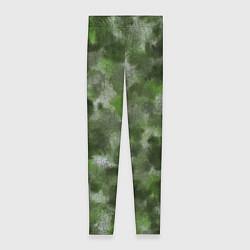 Леггинсы женские Canvas Green Camo цвета 3D-принт — фото 1