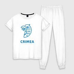Женская пижама Crimea