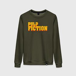Женский свитшот Pulp Fiction