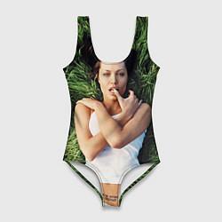 Женский купальник-боди Анджелина Джоли
