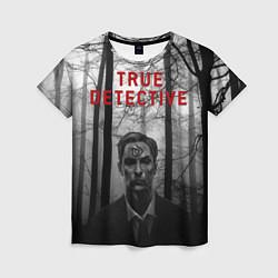 Футболка женская True Detective: Blackwood цвета 3D — фото 1