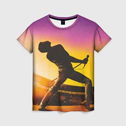 Футболка женская Bohemian Rhapsody цвета 3D — фото 1